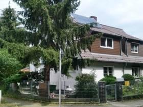 Heizungseinbau mit Warmwasserversorgung Gasbrennwerttechnik mit solarer Heizungsunterstützung